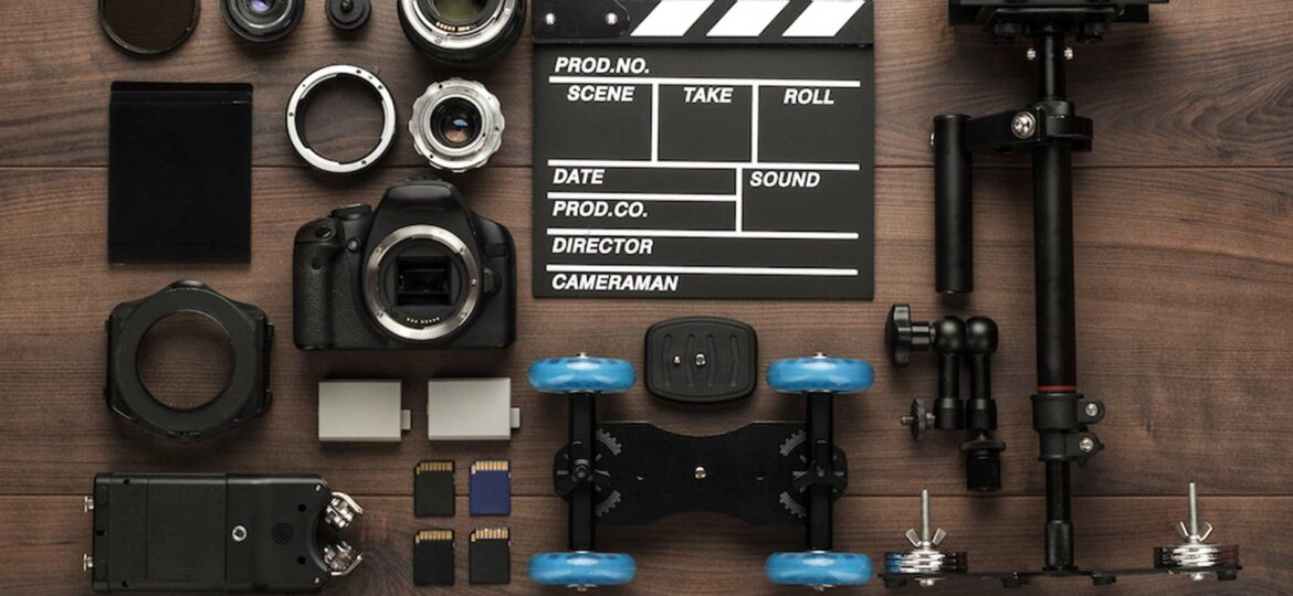 10 Essential Equipment for Video Production